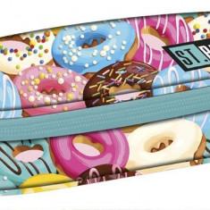 Pencil case stright pc-01 donuts