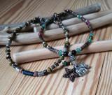 Cumpara ieftin Set bratari barbatesti/unisex - tribal/boho/hippie/rock/- handmade