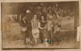 A42 Fotografie ofiter roman de stat-major cu sabie Giurgiu 1924