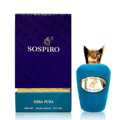 Erba Pura de la Sospiro -apa de parfum Unisex, 100 ml (Tester 100% Original) foto
