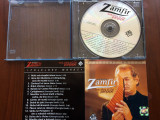 gheorghe zamfir love story of the panpipe cd disc muzica populara folclor nai