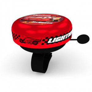 Sonerie bicicleta Cars 3 Seven, clopotel de metal, universal pentru toate bicicletele
