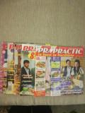 Revista Practic in bucatarie 9/2006, 1,3,10/2007, 5,11/2009, 6 numere