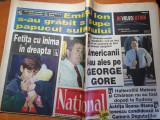 National 9 noiembrie 2000-art nadia comaneci,ileana stana-ionescu,stefan banica