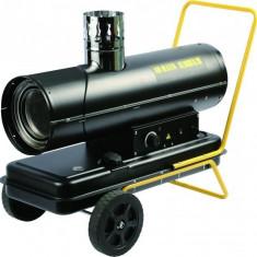 Tun de caldura pe motorina cu ardere indirecta, PRO 20kW I-Diesel, Intensiv