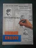 GEORGE ENESCU - INTERVIURI