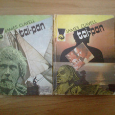 h0c TAI-PAN - JAMES CLAVELL ( 2 vol)