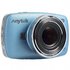 Camera Auto iUni Dash M600 Blue, Full HD, Display 3.0 inch, Parking monitor, Lentila Sharp 6G, Unghi 170 grade by Anytek