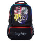 Ghiozdan gimnaziu Pigna Harry Potter negru HPRS1875-1, Fata, Rucsac