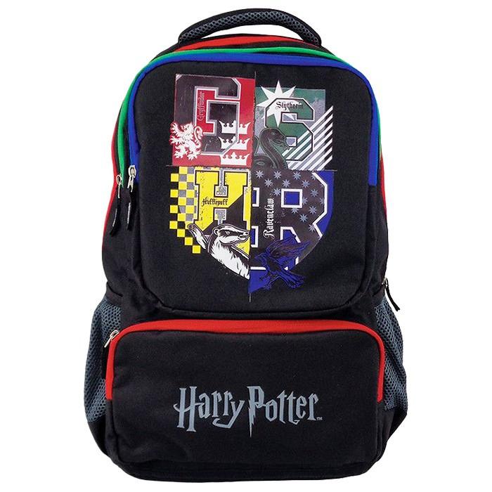 Ghiozdan gimnaziu Pigna Harry Potter negru HPRS1875-1