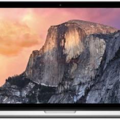 Laptop Apple MacBook Pro (Procesor Intel® Quad-Core™ i7 (6M Cache, 2.5GHz up to 3.70 GHz), 15.4inch Retina, 16GB, 512GB Flash, AMD Radeon R9 M370X@2GB