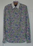 Camasa dama GANT, Marimea US 8 / UK 12 / FR 40, Imprimeu Floral, Originala, Multicolor, Bumbac