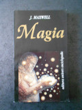 J. MAXWELL - MAGIA
