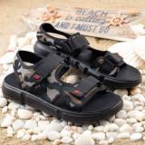 Sandale Lanisi khaki camuflaj -rl