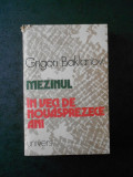 GRIGORI BAKLANOV - MEZINUL. IN VECI DE NOUASPREZECE ANI