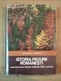 Constantin c. giurescu istoria padurii romanesti