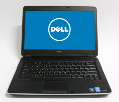Laptop Dell Latitude E6440, Intel Core i5 Gen 4 4200M 2.5 GHz, 4 GB DDR3, 500 GB HDD SATA, DVDRW, Wi-Fi, Bluetooth, WebCam, Tastatura Iluminata, foto