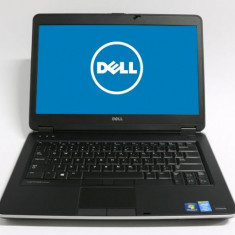 Laptop Dell Latitude E6440, Intel Core i5 Gen 4 4300M 2.6 GHz, 4 GB DDR3, 500 GB HDD SATA, DVDRW, Wi-Fi, Tastatura Iluminata, Display 14inch 1366 by 7