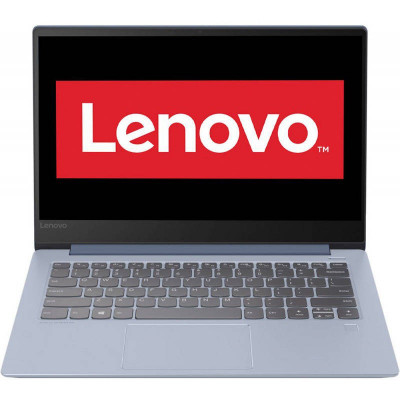 Laptop Lenovo IdeaPad 530S-14IKB 14 inch FHD Intel Core i7-8550U 8GB DDR4 512GB SSD nVidia GeForce MX150 2GB FPR Liquid Blue foto