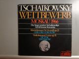 Tschaikowsky – Piano Concerto no 1 .. – 2 LP SET (1967/Parnass/RFG) - VINIL/NM+