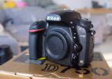 Nikon D750 + 113000 cadre + baterie originala + incarcator