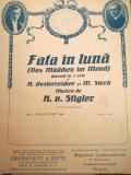 Fata in luna, opereta in 3 acte, muzica de K.O. Stigler