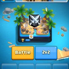 Vând cont de clash royale ch2