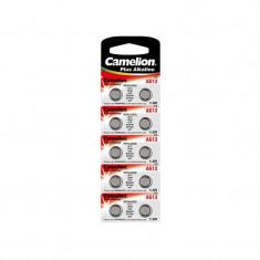 Set 10 baterii Camelion AG13