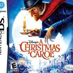 Joc Nintendo DS Disney s A Christmas Carol