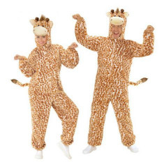 Costum girafa