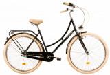 Bicicleta oras Dhs Citadinne 2836 negru 28 inch