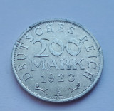 Germania - 200 Mark 1923 A (L3)