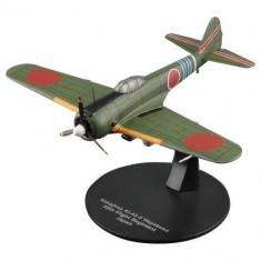 Macheta avion Nakajima Ki43 Hayabusa 59 TH FLIGHT REGIMENT IXO scara 1:72