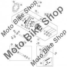 MBS Piulita spita M4,5 AL KTM 250 EXC-F 2014 #9, Cod Produs: 77109072000KT