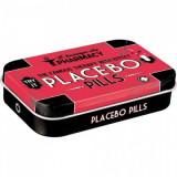 Cutie metalica cu bomboane - Placebo XL