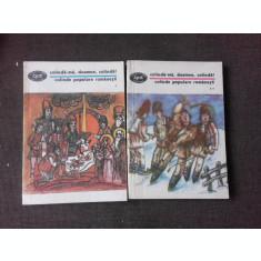 COLINDA - MA , DOAMNE , COLINDA , COLINDE POPULARE ROMANESTI 2 VOLUME