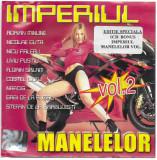 CD Imperiul Manelelor Vol.2,manele: Florin Salam, Nicolae Guta, Copilul Minune