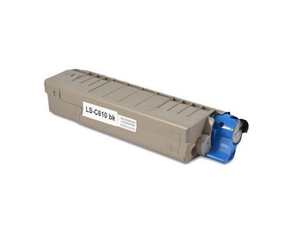 Cartus toner compatibil OKI 44315308 C610 BK 8K