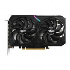 Placa video ASUS GeForce GTX 1650 Dual Mini O4G D6 4GB GDDR6 128-bit