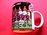 Cana suporter fotbal - FC BAYERN MUNCHEN (Campioana - sezonul 1996/1997)