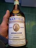 Coniac original MARTELL,fabricat in anul 1968.Reducere!
