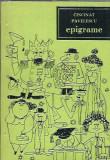 Epigrame - Cincinat Pavelescu
