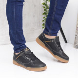 Cumpara ieftin Pantofi Sport De Barbati Casun Negru Cu Maro 41 EU