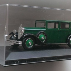 Macheta Mercedes Nurburg 1929 - Eligor 1/43