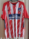 Tricou Atletico Madrid (embleme brodate)