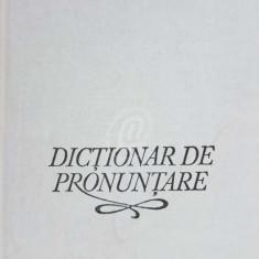 Dictionar de pronuntare nume proprii straine (1973)