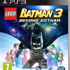 LEGO Batman 3 Beyond Gotham PS3, Actiune, 12+