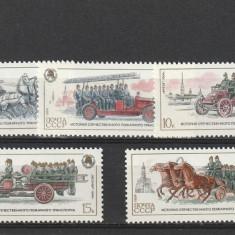 Masini de pompieri ,istorie ,URSS.