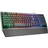 Tastatura Gaming Trust GXT 860 THURA