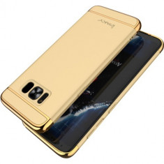 Husa Samsung Galaxy S8 Plus - iPaky 3-in-1 Gold